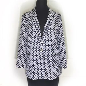Anthropologie Cartonnier Southwark Blazer